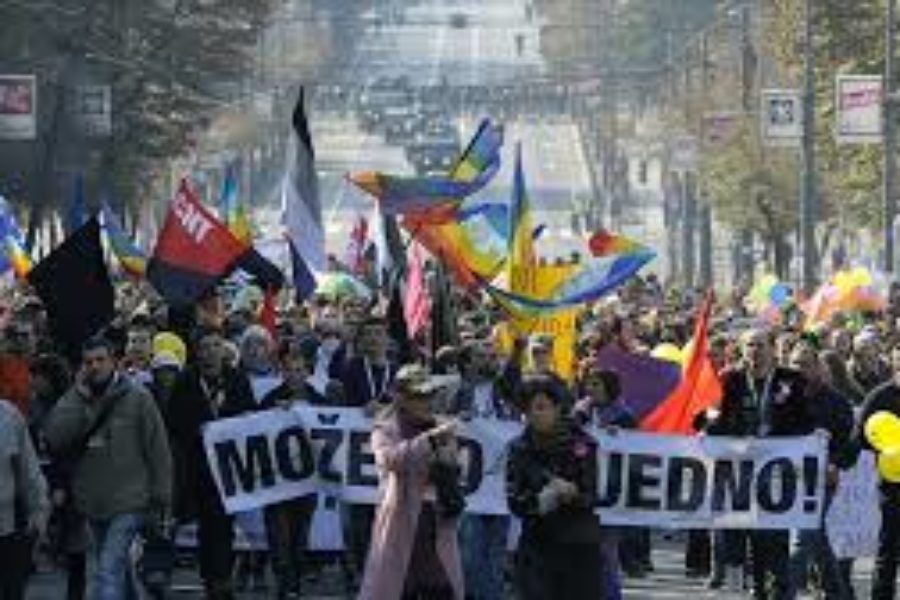 Pride movement needs to be alert in Europe