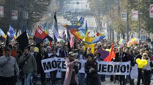 Le mouvement de la fierté doit être vigilant en Europe (google traduction)