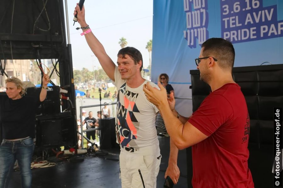 Tel Aviv Pride under pressure for change